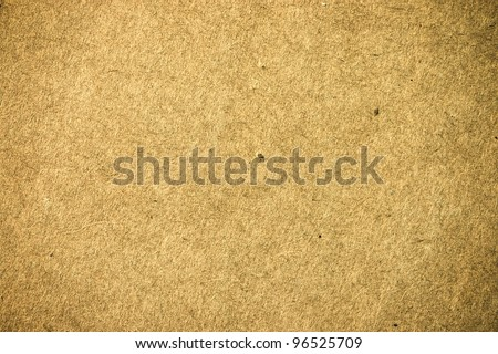 Gold paper texture for background usage
