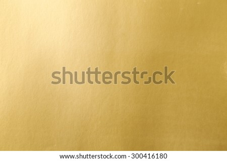 Gold paper texture or background #300416180