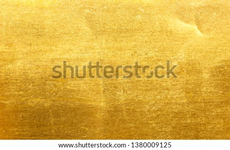 gold polished metal steel texture abstract background #1380009125