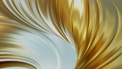 Gold satin background. Gold background. Gold texture