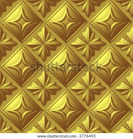 Gold Seamless Background