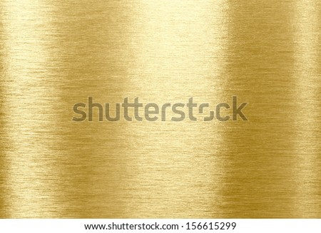 Gold shining metal texture background