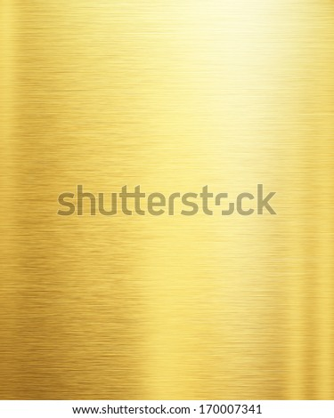 gold shiny metal surface abstract background