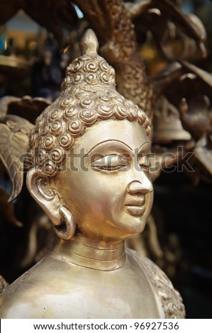 Gold Statue for Sale in India