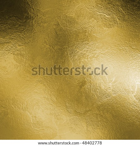 gold texture of massive plate