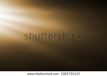 gold warm color bright lens flare rays flashes leak for transitions on black background,movie titles and overlaying #1082726123