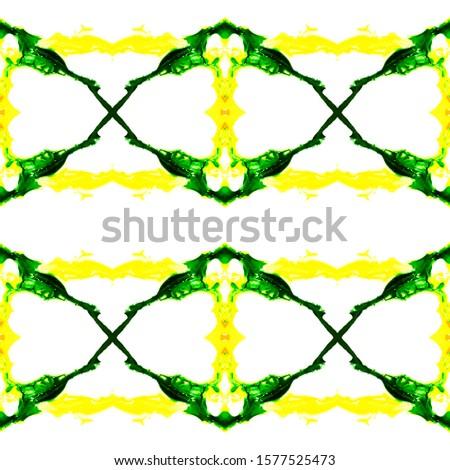 Gold Wedding vintage lace seamless. Ornamental Geometry. Ethnic Ornament Print. Black Gold Tile Decoration print. Antique Element Royal Kaleidoscope Effect. Floral Elements Floral Elements