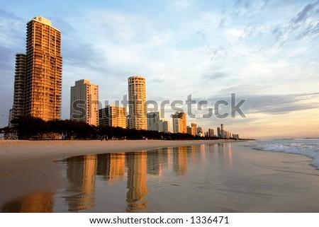Goldcoast apartments and resorts