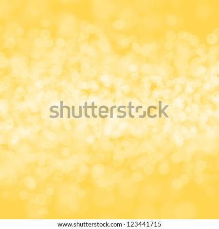 Golden background for design holiday card