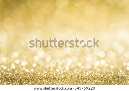golden background glitter