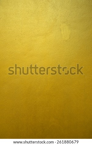 Golden background wall #261880679