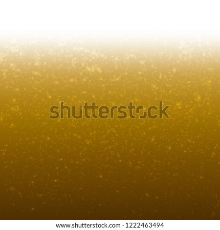 Golden Background With Glitter  #1222463494