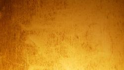 Golden backlit grunge background