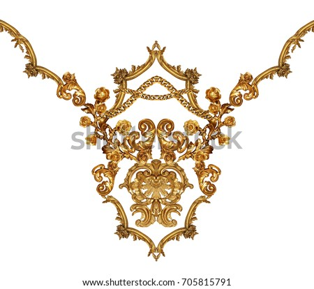 golden baroque #705815791