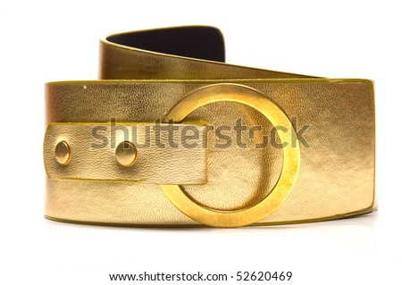 golden belt