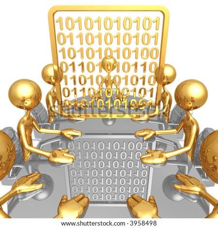 Goldenbinary.com
