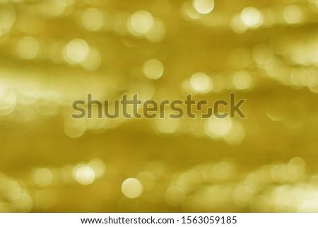 Golden bokeh background, golden bokeh, abstract golden bokeh