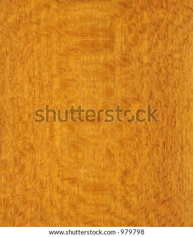 Golden Brazilian Lacewood Background