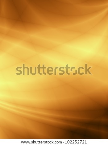 Golden card abstract background