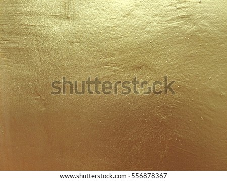 Golden concrete wall texture, gold background abstact #556878367