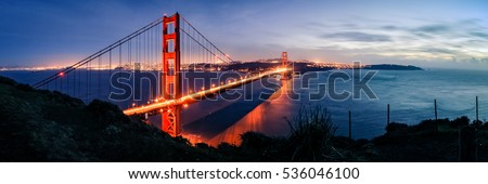 Golden Gate Bridge #536046100