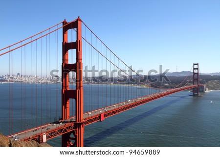 Golden Gate Bridge in San Francisco #94659889