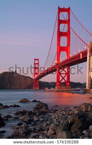 golden gate bridge of san...