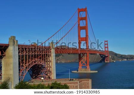 Golden Gate Bridge San Fransico Сток-фото ©