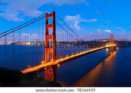 Golden Gate, San Francisco California