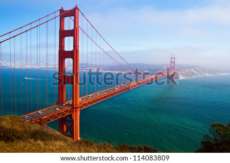 golden gate  san francisco ...