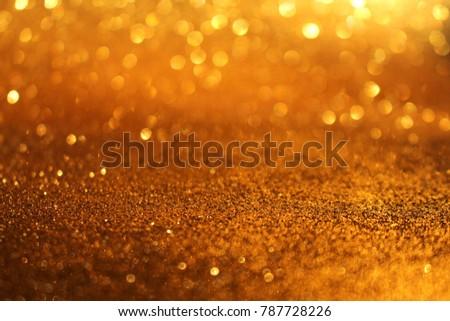 golden giltter texture christmas abstract background  #787728226