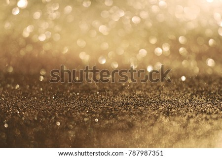 golden giltter texture christmas abstract background #787987351
