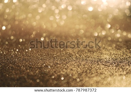 golden giltter texture christmas abstract background #787987372