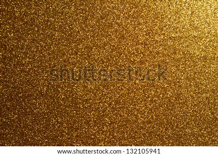 golden glitter full frame textured shiny background