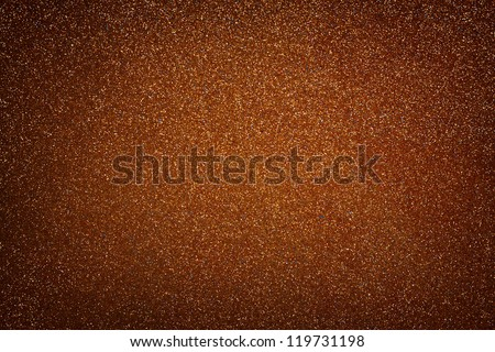 golden grunge background with texture and glitter