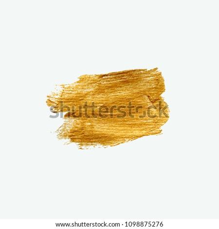 Golden grunge banner  #1098875276