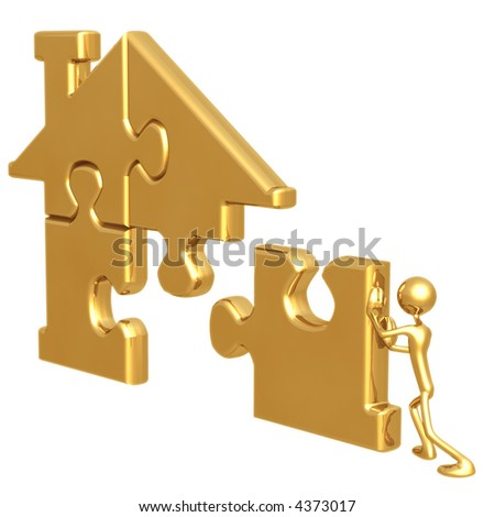 Golden Home Puzzle