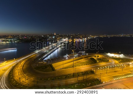 Golden Horn Bridge #292403891