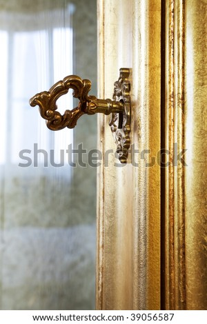 golden key in the door a rich furniture