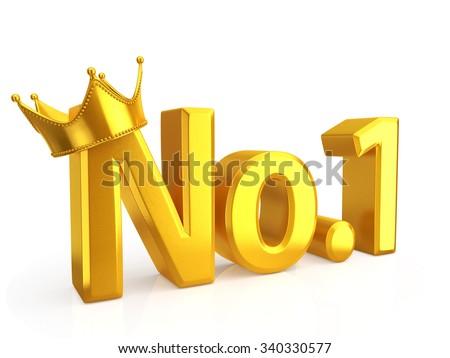 Golden No.1 text