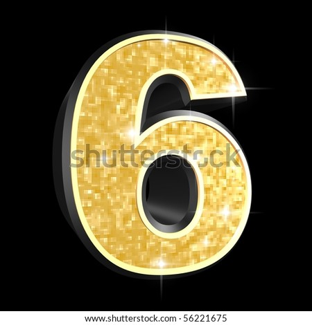 golden number - 6