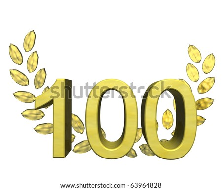 golden number 100