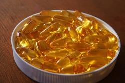 Golden Omega 3 Fishoil Capsules