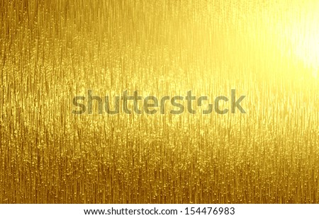 golden panel with some fine grain in it