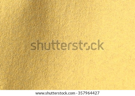 Golden paper surface as background #357964427