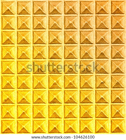 Golden pattern texture for backgrounds