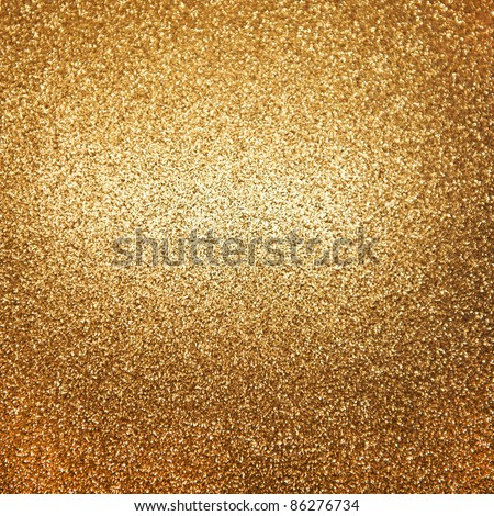 golden shiny lights. abstract background