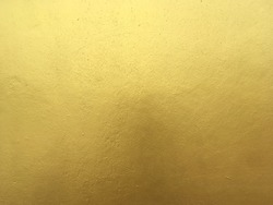 Golden surface background for abstract design texture