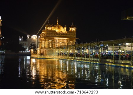 Golden Temple #718649293