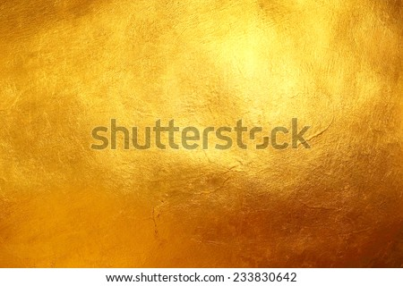 Photo of  golden texture background
